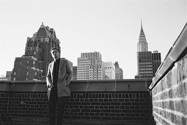 Robert Pattinson en la nueva campaña de Dior Homme
