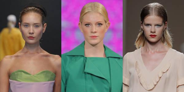 Maquillaje en Madrid Fashion Week