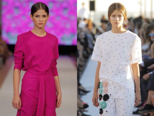 Peinado estrella de Madrid Fashion Week