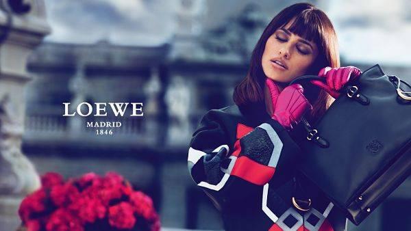Imagen de la nueva campaña otoño/invierno de Loewe