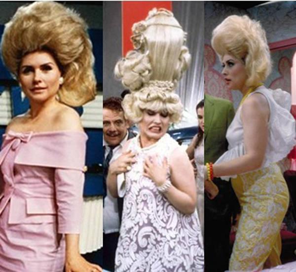 Debbie Harry como Velma Von Tussle