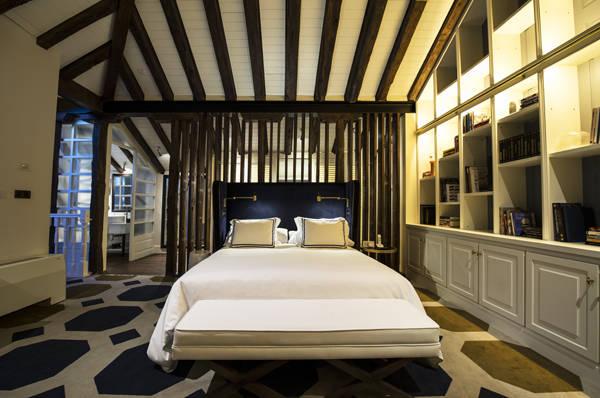 Junior suite del hotel