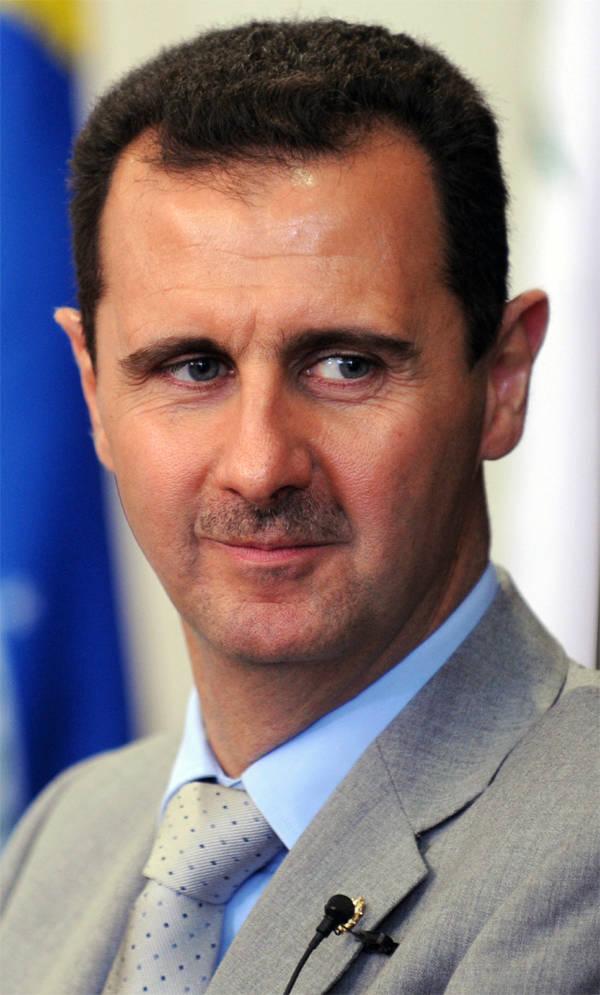 Bashar Asad