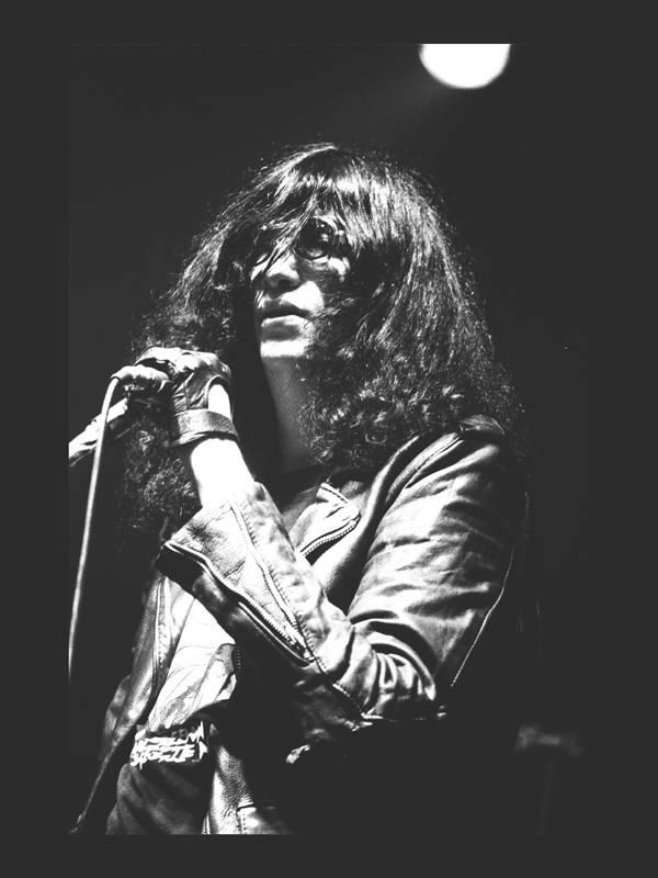 Joey Ramone en Canciller por Domingo J Casas