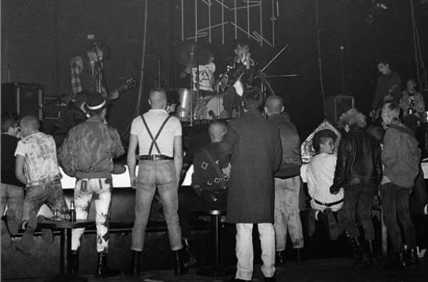 Rock-Ola en el 84 por Miguel Trillo