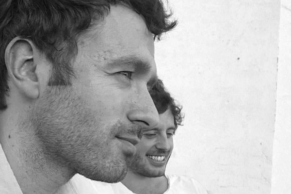 Rodrigo Sorogoyen y Javier Pereira