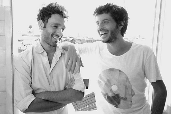 Javier Pereira y Rodrigo Sorogoyen