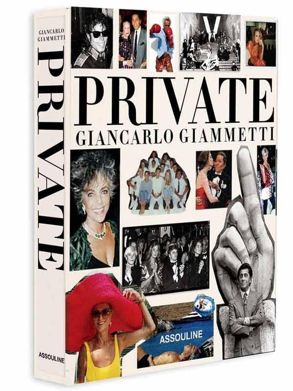 Private de Giancarlo Giammetti editado por Assouline