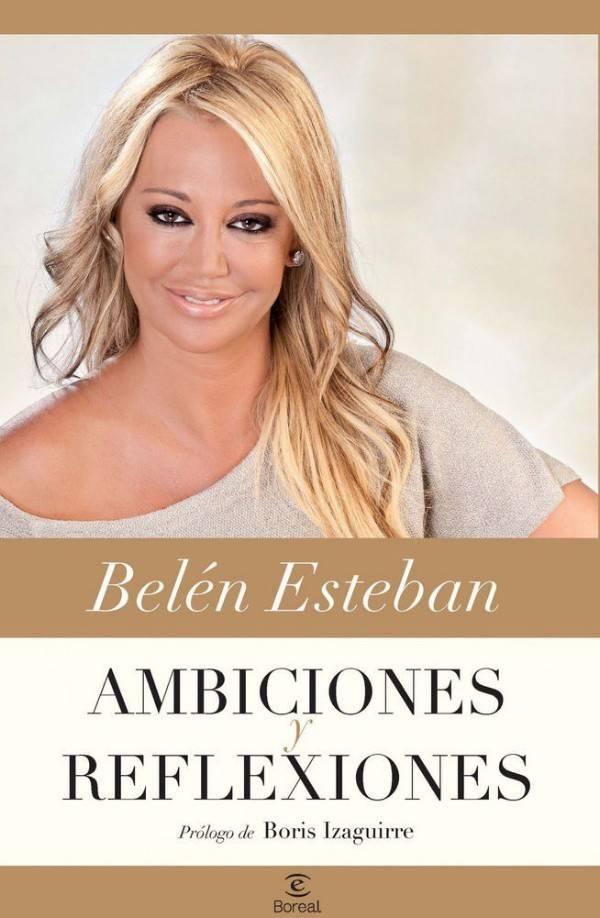 El libro de Belén Esteban