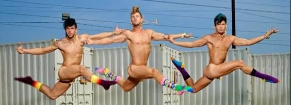 David LaChapelle for Happy Socks