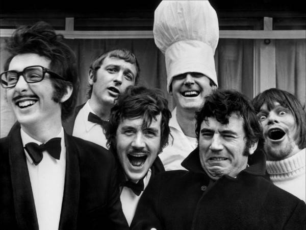 Los Monty Python