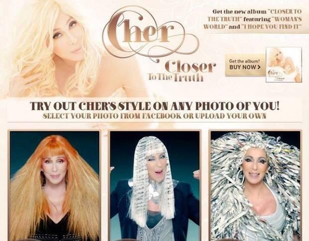 App Cher