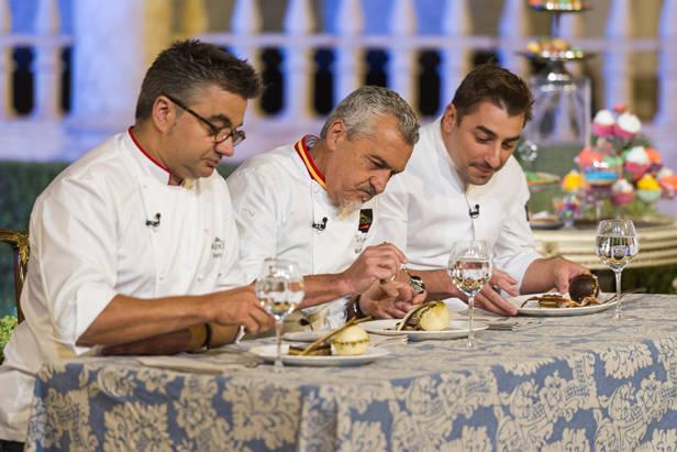 Jurado del programa 11 de Top Chef