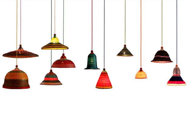 Lámparas Petlamp de Álvaro Catalán de Oscón