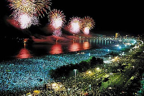 Nochevieja en Río de Janeiro