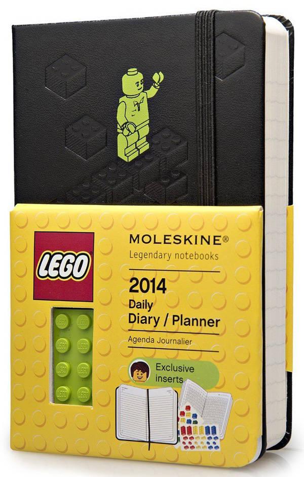 Moleskine edición Lego