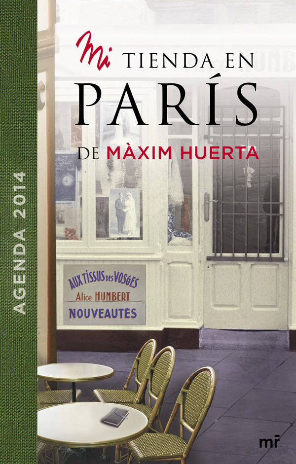 Mi tienda en París