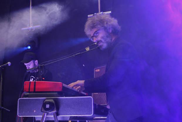 León Benavente en Actual Festiva