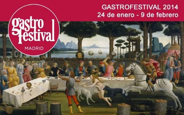 Fotografía promocional Gastrofestival 2014