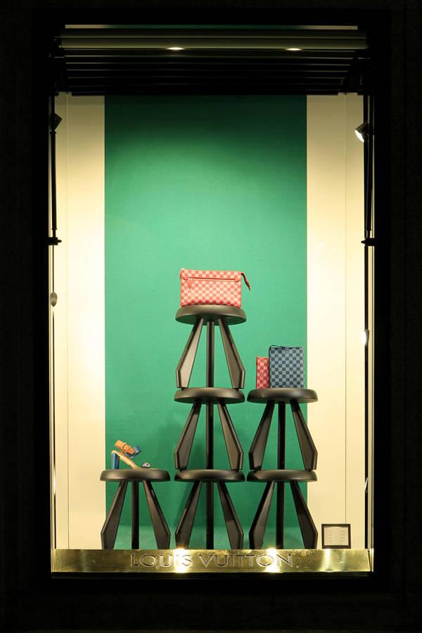 Escaparate de Louis Vuitton