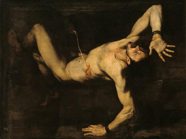 Ticio , José de Ribera. Óleo sobre lienzo, 1632. Madrid, Museo Nacional del Prado