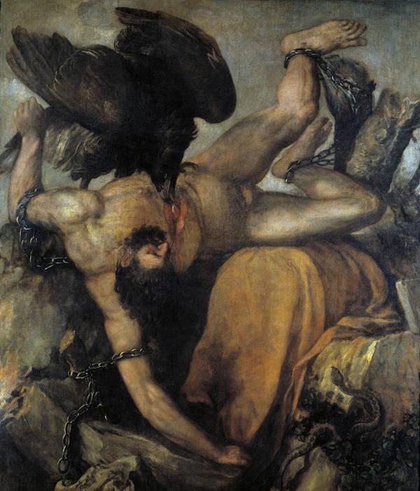 Ticio, Tiziano. Óleo sobre lienzo, 1548 – 1549. Madrid, Museo Nacional del Prado