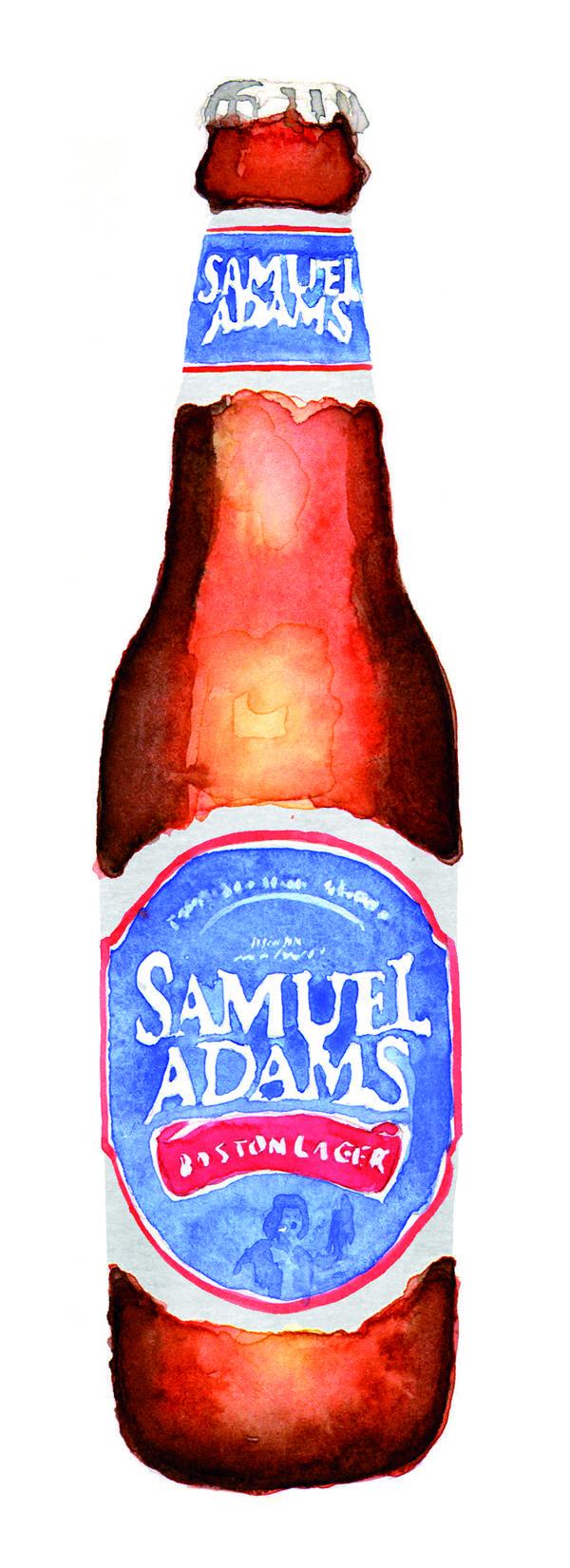Cerveza Samuel Adams