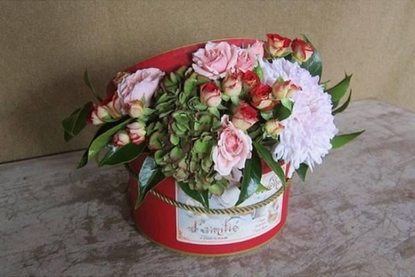 Flores de Sally Hamblenton