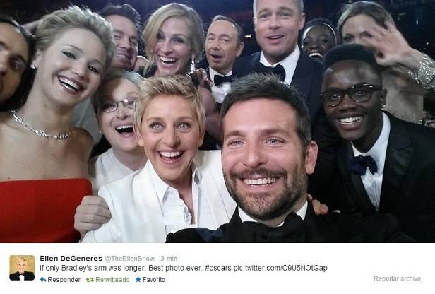 Twitter: Ellen Degeneres