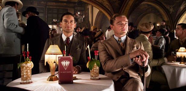 Leonardo DiCaprio y Tobey Maguire en