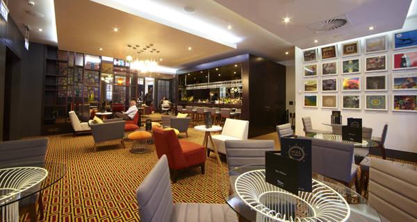 Lounge del hotel Malmaison London