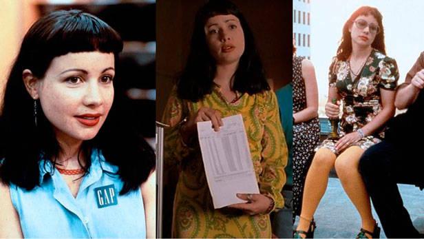 Vickie, una reinterpretación noventera de la pin up Bettie Page.