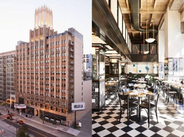 El hotel, por fuera y por dentro