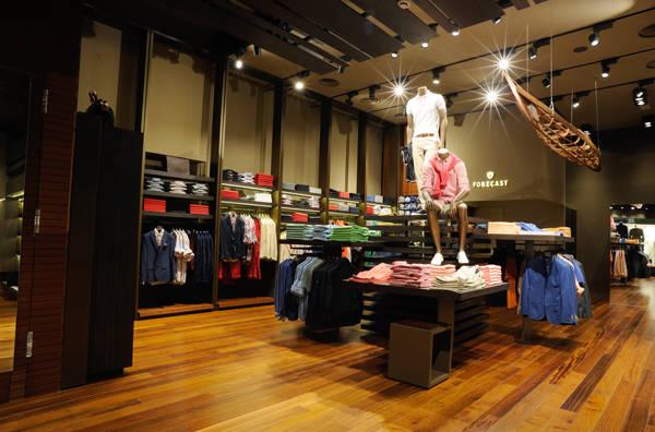 La tienda de Forecast en el Centro Comercial L