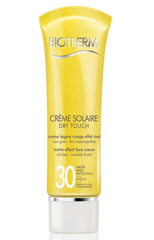 Crème Solaire Dry Touch de BIOTHERM