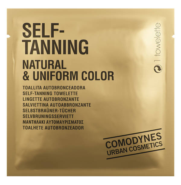 Self-Tanning Natural & Uniform Color de COMODYNES