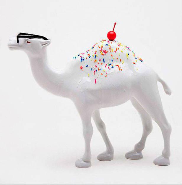 Dessert Camel