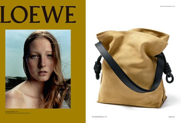 Nueva campaña de Loewe