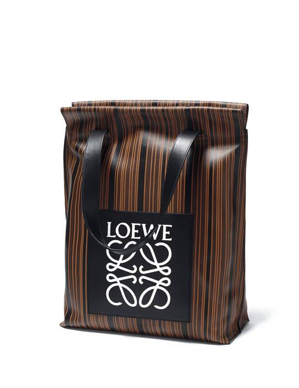 Bolso Tote con parche de Loewe