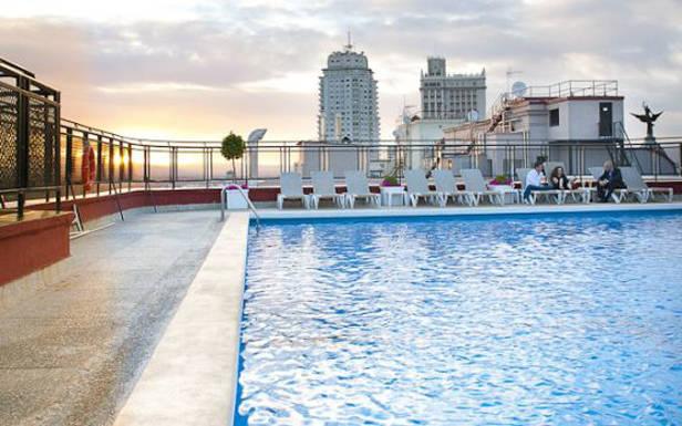 Hotel Emperador de Madrid, Gran Vía