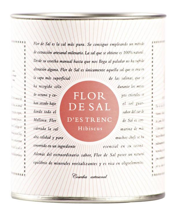 Flor de Sal hibiscus