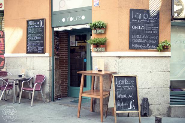 Restaurante Lambuzo