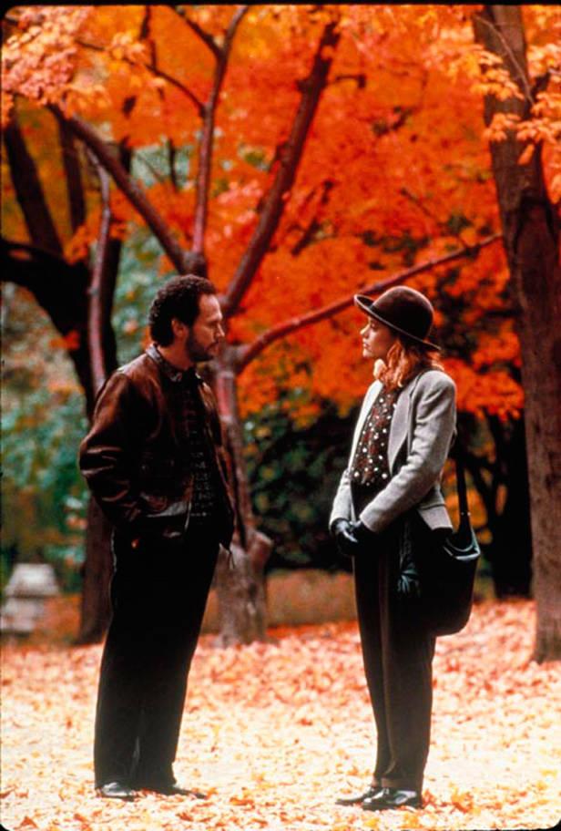 Harry y Sally en el Central Park