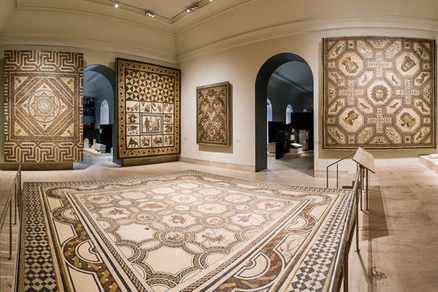Mosaicos de Roma