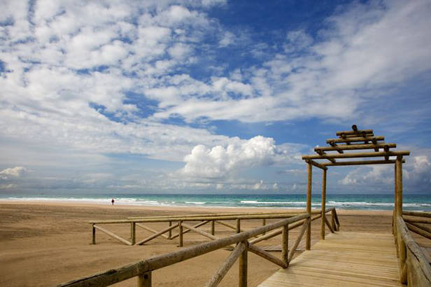 Playa El Castillo, San Fernando (Cádiz)