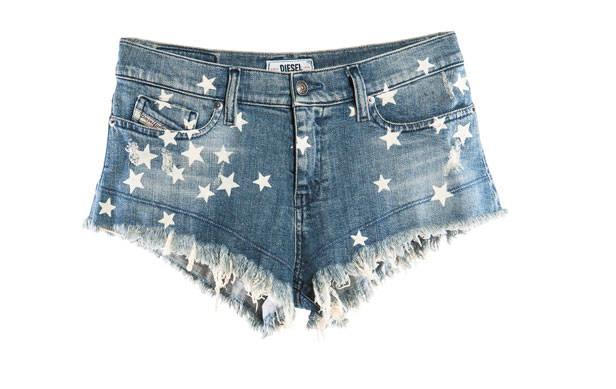 Shorts de DIESEL