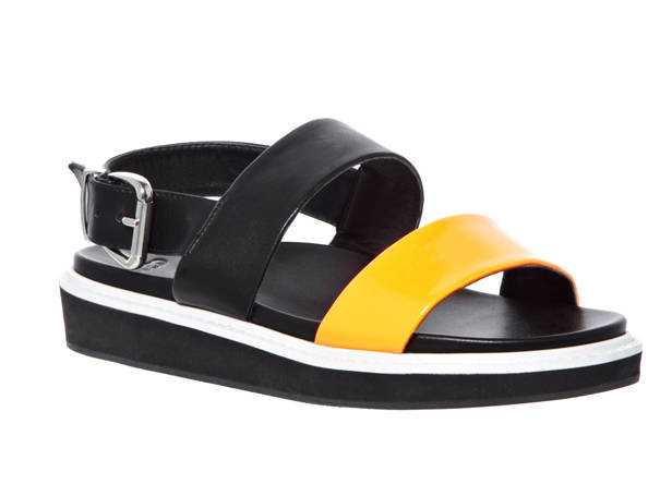 Sandalias de plataforma de ASOS