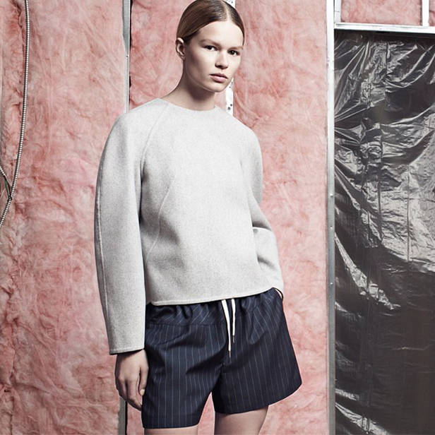 Look sporty chic de Alexander Wang.