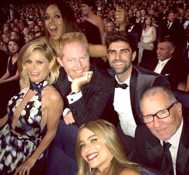 Cast de Modern Family.