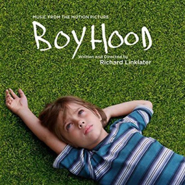 Cartel de Boyhood